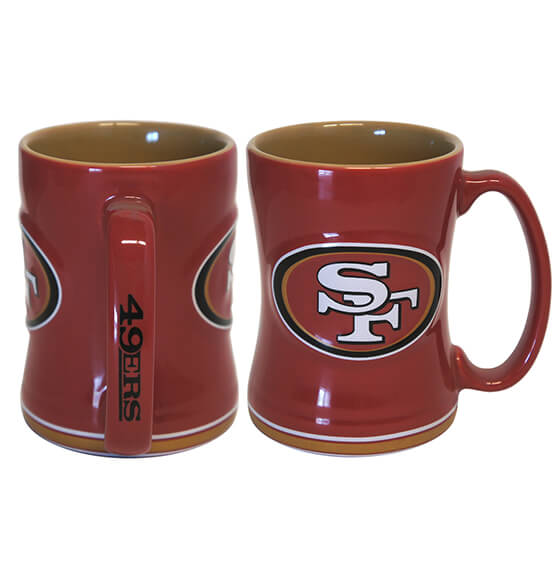 NFL Ceramic Mug - View 1