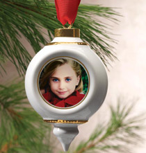Custom Victorian Ornament