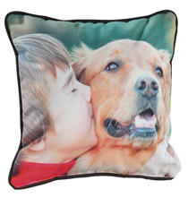 Luxury Photo PIllow