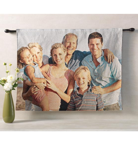 Photo Wall Tapestry