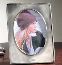 Piemonte Oval Photo Frame