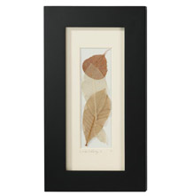 Gilded Leaves Wall Art