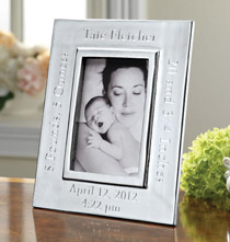 Personalized Celebration Frame