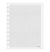 Myndology® Graph Letter Refill, 60 Sheets