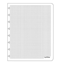 Myndology® Graph Journal Refill, 60 Sheets