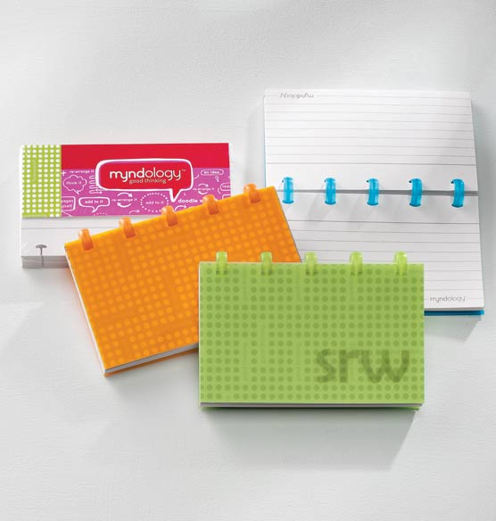 Myndology® Index Cover and Refill