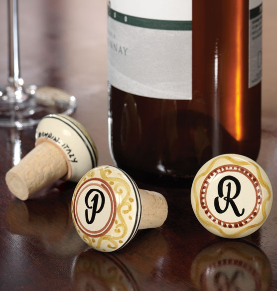Wine Stopper Personalized Personalized Kitchen Gifts Personalized Exposuresonline