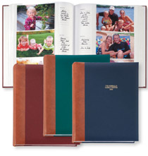 Margolis II Memo Album Personalized