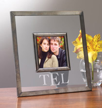 Glass Frame Personalized