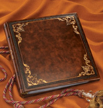 Elegante Leather Photo Album