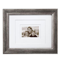 Antique Silver Perfect Frame ™