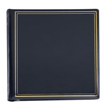 Ring Albums - Presidential Extra Capacity Photo Album