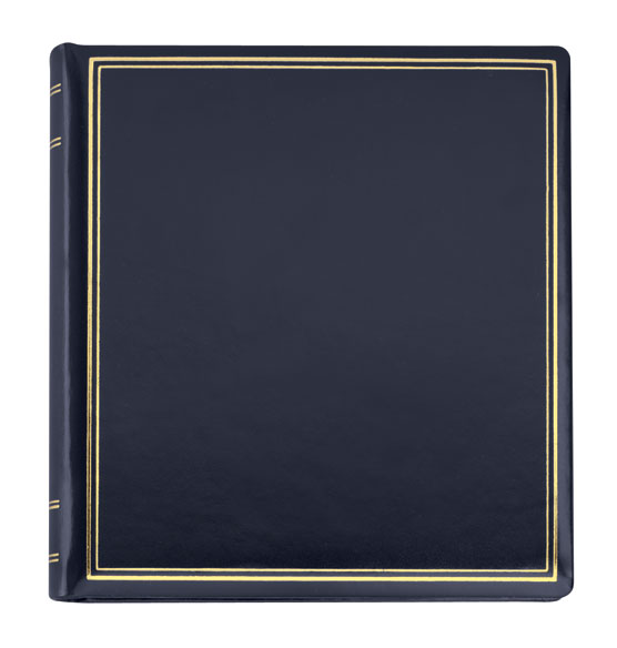 Presidential Leather Photo Album - View 1