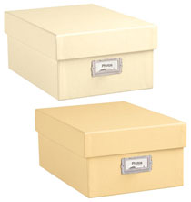 Signature Storage Box