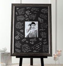 Wedding Gifts - Every Event Signature Frame