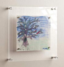 Little Artiste Kids Art Frame