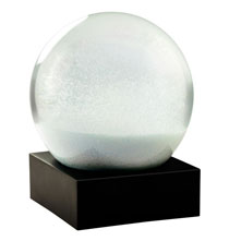 Personalized Tabletop - Meditation Waterglobe