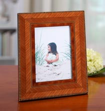 Gifts for the Italian Enthusiast - Aldo Marquetry Frame