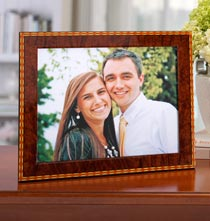 Gifts for the Italian Enthusiast - Diamante Marquetry Frame