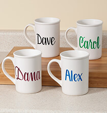 Entertaining for Him - Personalized Coffee Mug