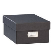 Essential Black Storage Box