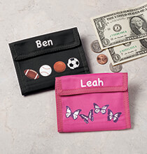 Toys - Personalized Childrens Wallets