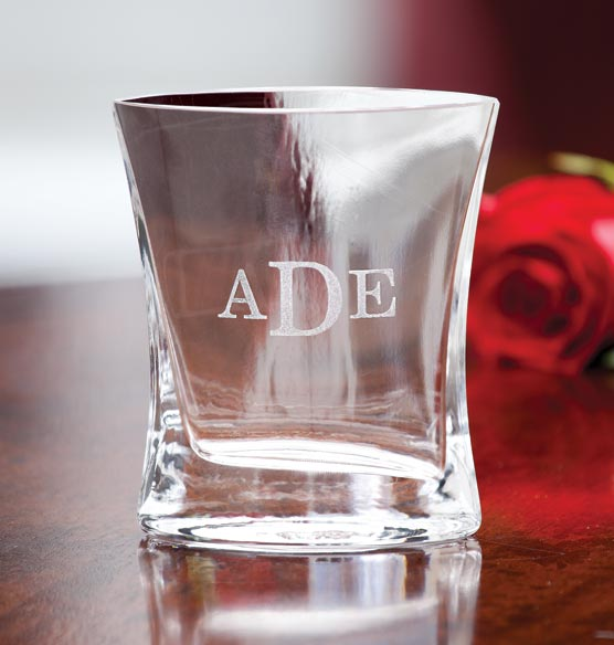 Personalized Crystal Vase Personalized Vase Crystal Vase Exposures