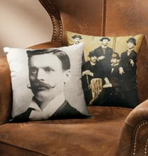 Photo Décor & Gifts - Vintage Photo  Pillow