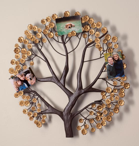 Blossom Tree Photo Holder