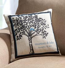 Pillows, Blankets & Throws - Happily Ever After Pillow Personalized