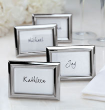 Gifts for the Hostess - Place Holder Frames