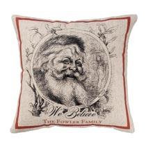 Christmas Pillows - We Believe Pillow