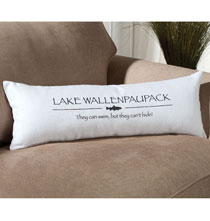 Personalized Pillows - Fishing Pillow