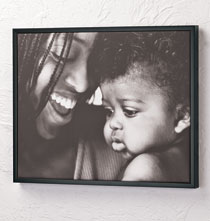 Gifts for the Photo Lover - Full Bleed Single Canvas - 16 x 20