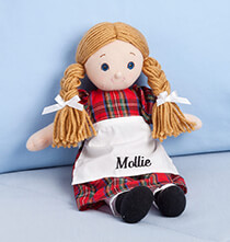 Personalized Little Sister Doll