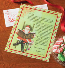 Gifts for Kids - Personalized Santa Letter