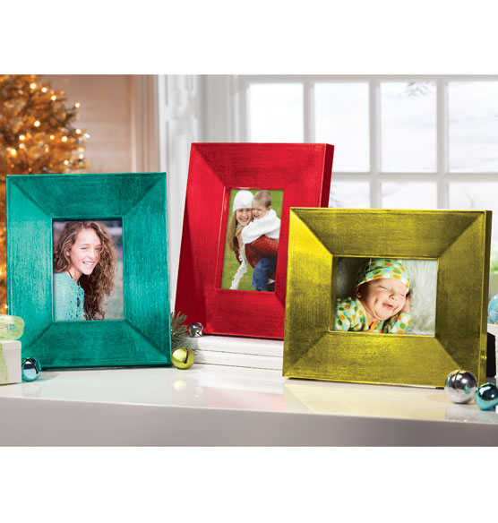 Jewel Tone Frame