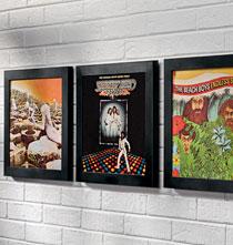 Vinyl Record Display Frame