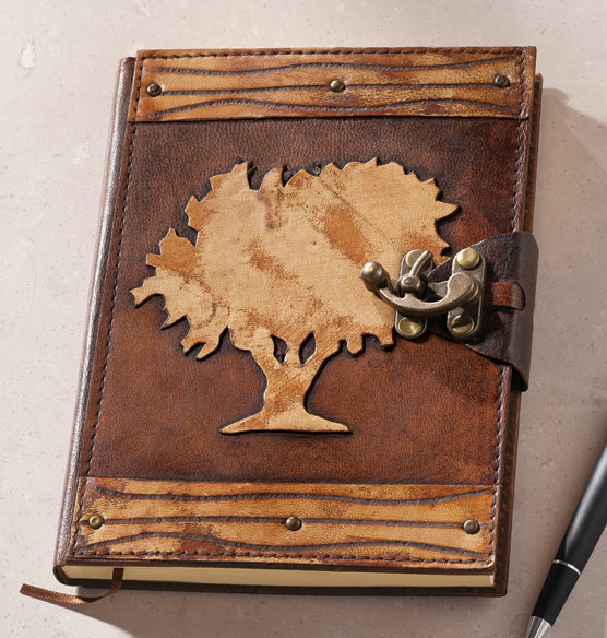 Tree of Life Journal - View 1