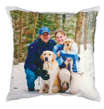 Gifts for the Photo Lover - Photo Pillow 18 x 18