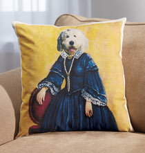 Pillows, Blankets & Throws - Royal Pet Personalized Pillow