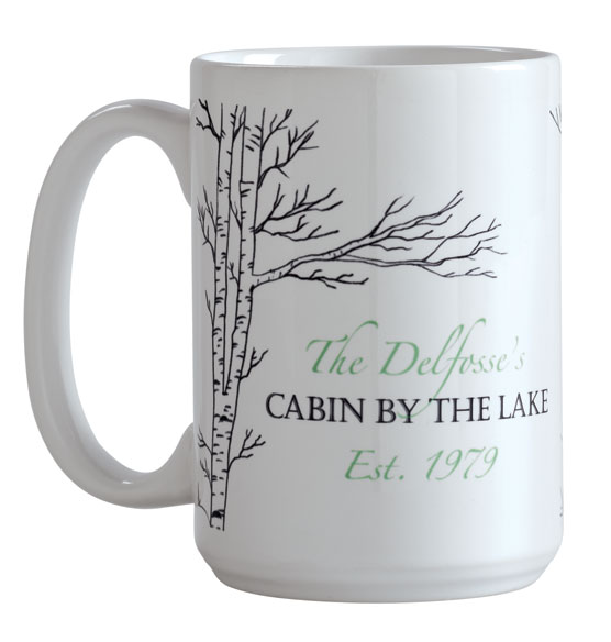 Personalized Retreat Mug
