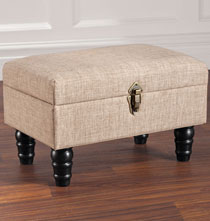 Trending Now - Suitcase Storage Stool
