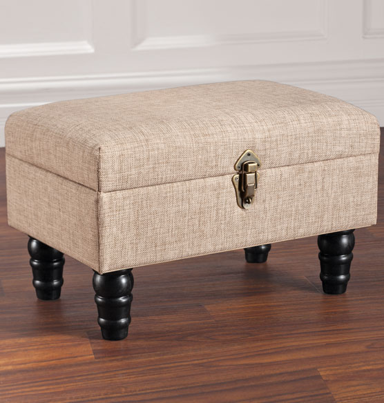 Suitcase Storage Stool