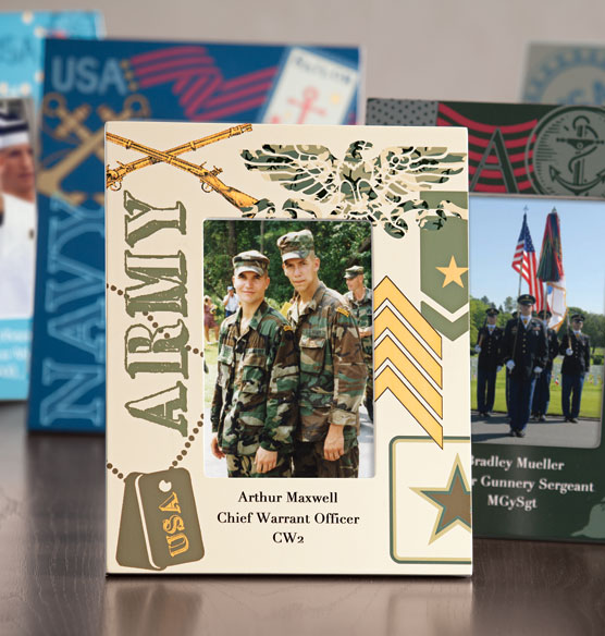 Military Frames - View 1