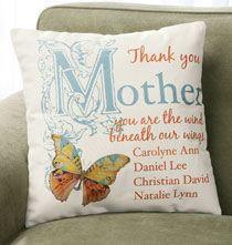 Thank You Gifts - Mother's Pillow