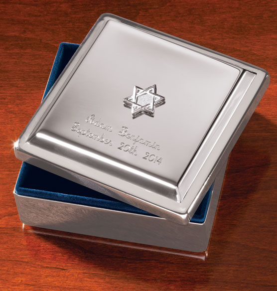 Mazel Tov Treasure Box