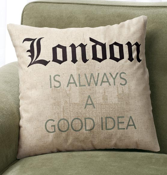 Destination Pillow