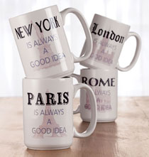 Desktop & Office - Destination Mug