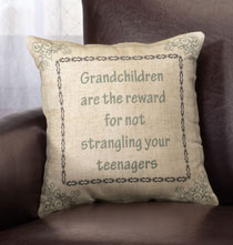 Pillows - Grandchildren Pillow